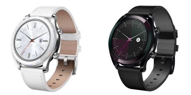 Смарт-часы Huawei Watch GT Elegant
