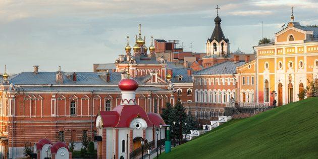 Где лучшие вузы России: Самара