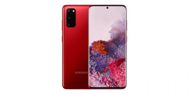 Какой телефон выбрать: Samsung Galaxy S20 / S20+