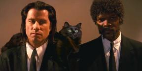Видео дня: что, если бы в «Криминальном чтиве» был кот