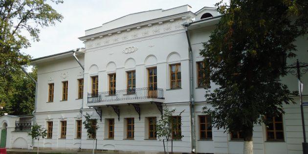 Куда сходить в Ярославле: дом Сорокиной и музей зарубежного искусства