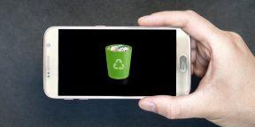 5 полезных советов, как очистить память смартфона на Android