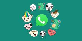 В WhatsApp появились анимированные стикеры и тёмная тема на ПК