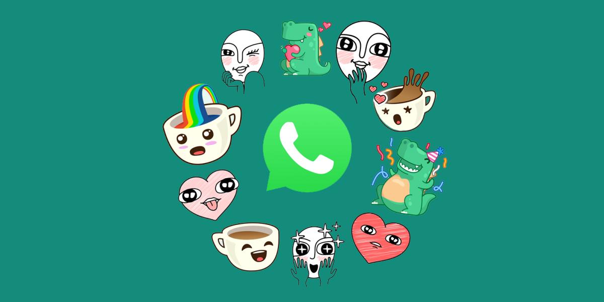 WhatsApp стикеры