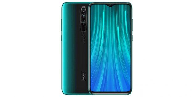 Какой смартфон купить в 2020году: Xiaomi Redmi Note 8Pro
