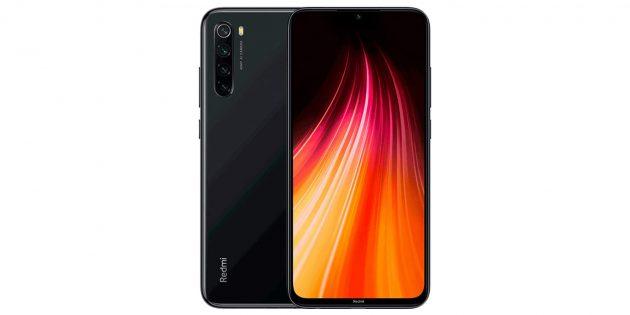 Какой смартфон купить в 2020году: Xiaomi Redmi Note 8T
