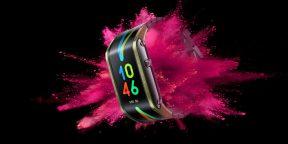 Nubia представила умные часы с гибким дисплеем и поддержкой eSIM