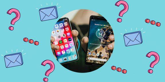 Что всё-таки лучше: Android или iOS?