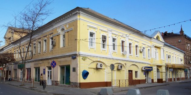 Достопримечательности Астрахани: Армянское подворье