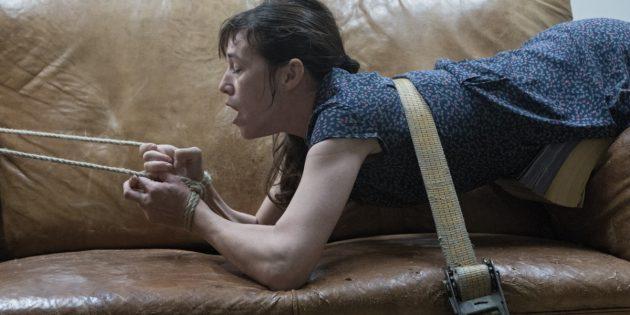 Фильмы о сексе: «Нимфоманка: Часть 1»