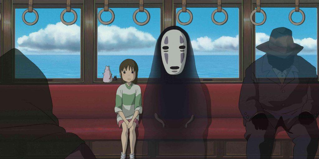 В Сети новый тренд: художники перерисовывают кадры из мультиков Ghibli
