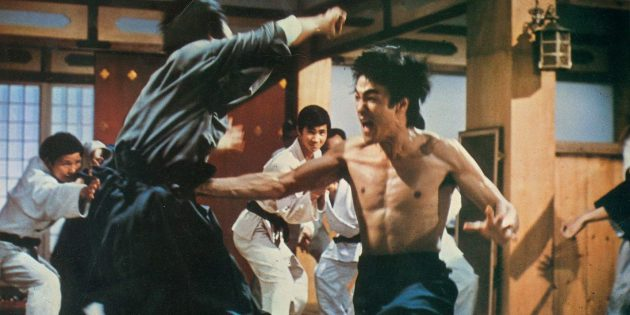Martial Arts Films: Fist of Fury