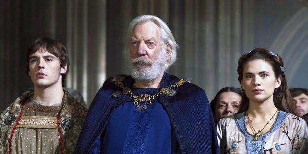 Сериалы про Средневековье: «Столпы Земли»