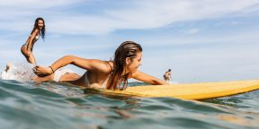 Как учиться сёрфингу в Новой Зеландии