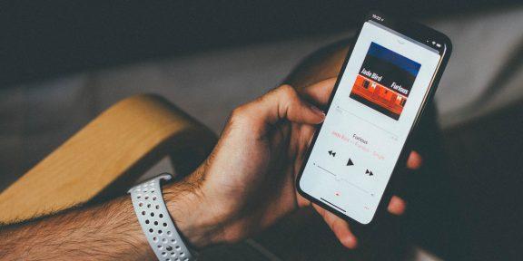 Пользователи iPhone жалуются на быстрый расход аккумулятора. Всему виной Apple Music