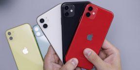 Цена дня: iPhone 11 за 51990 рублей вместо 59990