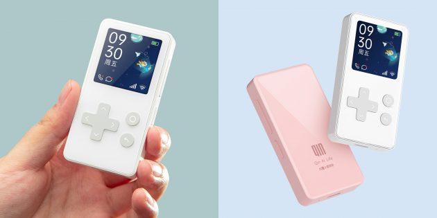 Xiaomi представила бюджетный смартфон Qin Q с дизайном портативной консоли