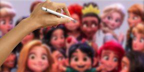 Художница перерисовала 9 принцесс Disney, придав им реалистичные пропорции лица