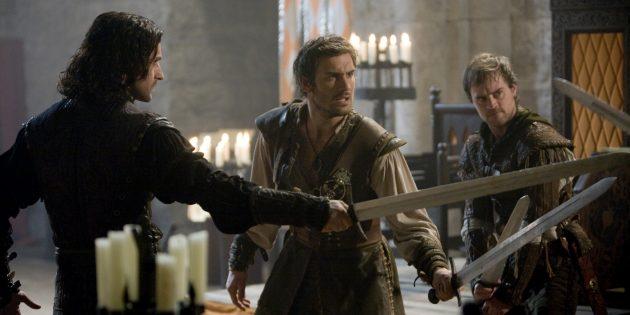 Сериалы про Средневековье: «Робин Гуд»