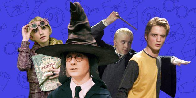 ТЕСТ: На какой факультет Хогвартса вас бы зачислили?