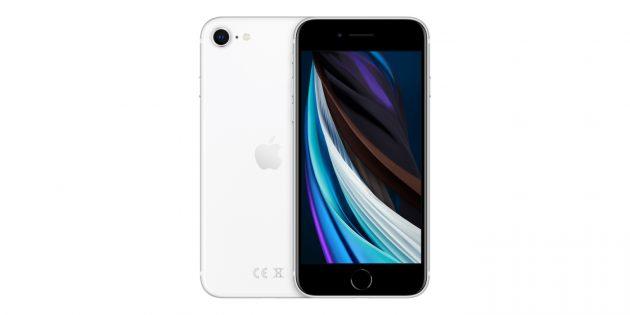 Какой телефон купить в 2020году: iPhone SE (2020)