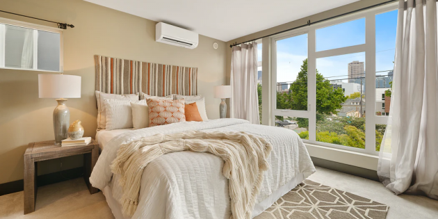 Ремонт спальни: добавьте возможность регулировать температуру