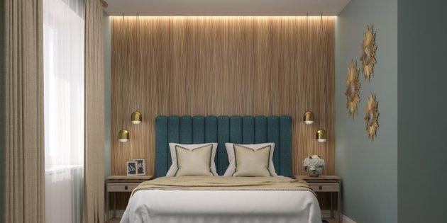 Ремонт спальни: предусмотрите несколько сценариев освещения