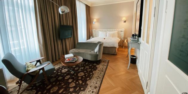 Ремонт спальни: используйте экологичные и тактильно приятные материалы