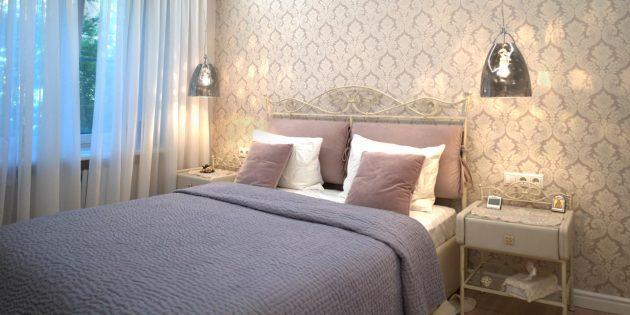 Ремонт спальни: расположите выключатели в нескольких местах
