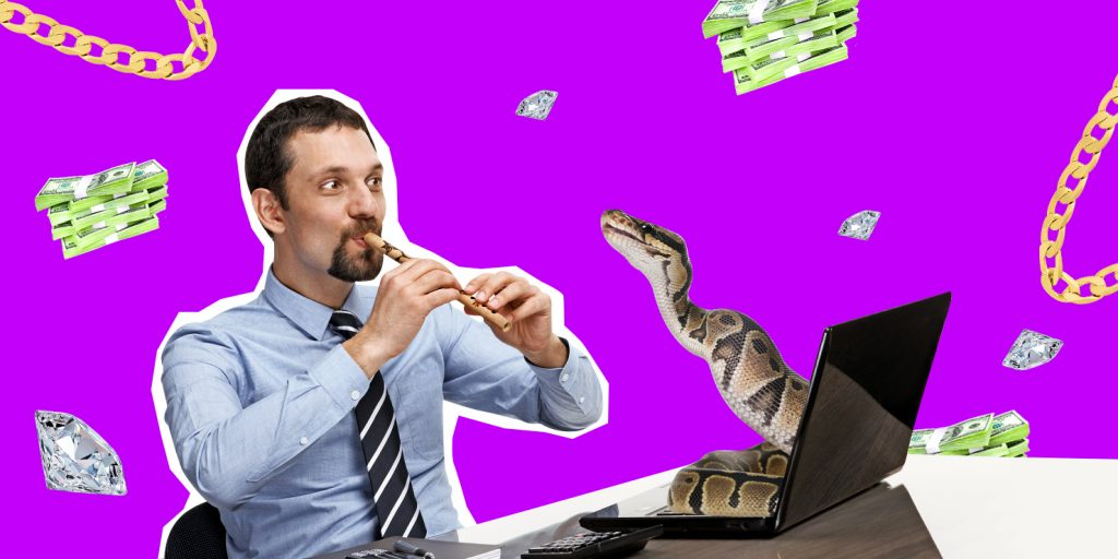 Где используют Python