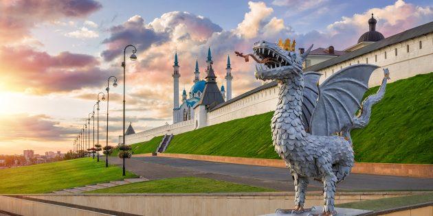 Где лучшие вузы России: Казань