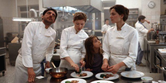 Фильмы про поваров: «Неотразимая Марта»