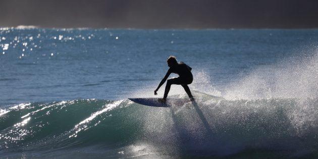 Сёрфинг: как проходит обучение