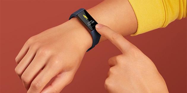 Xiaomi представила ультрабюджетный браслет Mi Smart Band 4C. Это международная версия Redmi Band