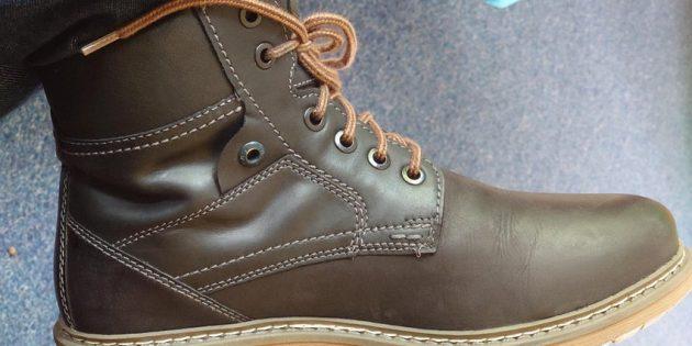 Дополнительные проушины на обуви