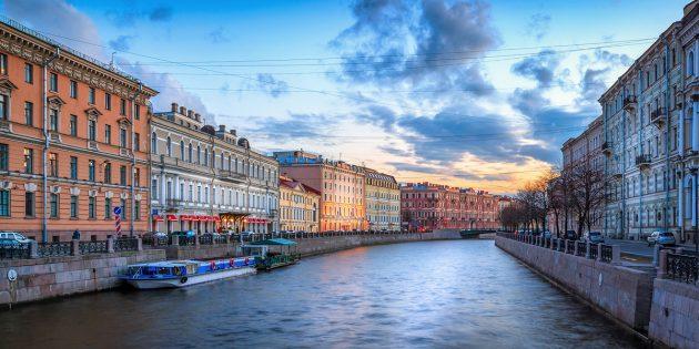 Где лучшие вузы России: Санкт-Петербург