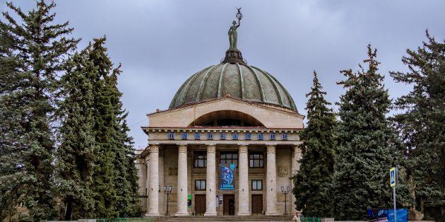 Куда сходить в Волгограде: Волгоградский планетарий