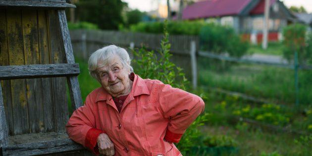 помощь пожилым людям в организации быта: подумайте о безопасности прогулок