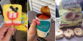 На упаковке было лучше: 16 примеров, когда еда не оправдала ожидания