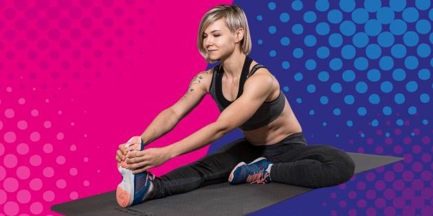 Статьи о спорте: 4 упражнения, которые могут убить ваши колени