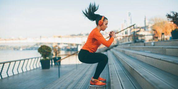 Тренировка дня: 15 минут для разгона метаболизма