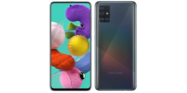 Какой смартфон купить в 2020году: Samsung Galaxy A51