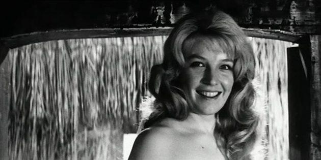 Советские фильмы с эротическими сценами: «...А зори здесь тихие»