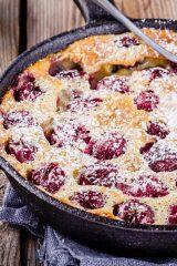 Нежные клафути с фруктами и ягодами, которые вы будете готовить снова и снова