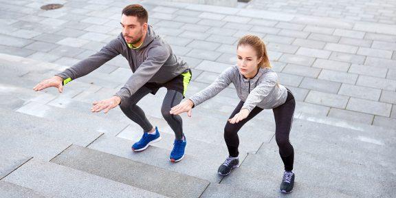 Тренировка дня: спокойный комплекс для идеального тела
