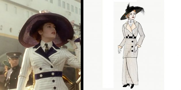 Киноляпы в нарядах: так могла вы выглядеть Роуз