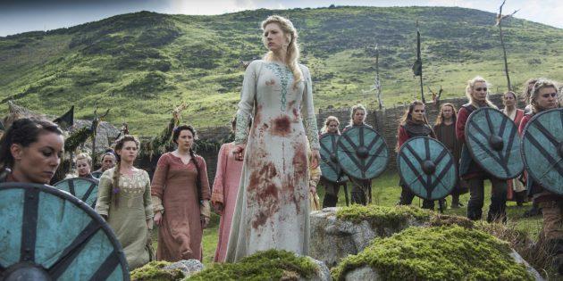 Равноправия у викингов не было