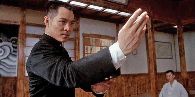 Фильмы про боевые искусства: «Кулак легенды»