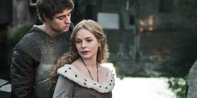 Сериалы про Средние века: «Белая королева»
