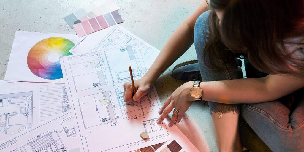 Профессии с высокой зарплатой: дизайнер жилых и коммерческих интерьеров